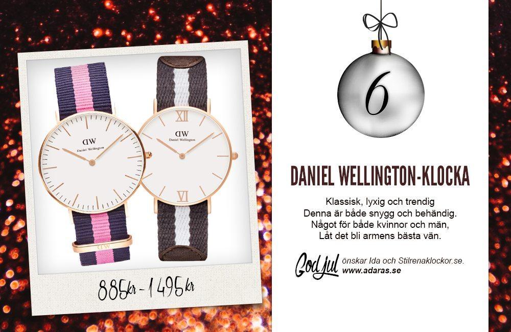Daniel Wellington - Klocka med natoarmband