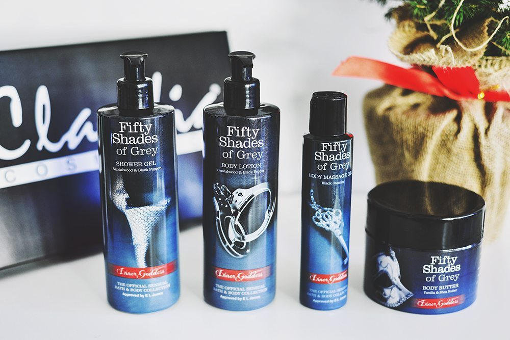 Fifty Shades of Grey Bath & Body Collection