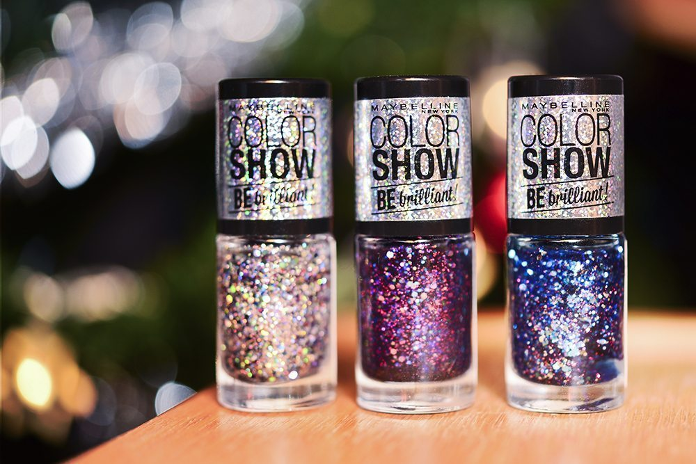 Maybelline Color Show Be Brilliant