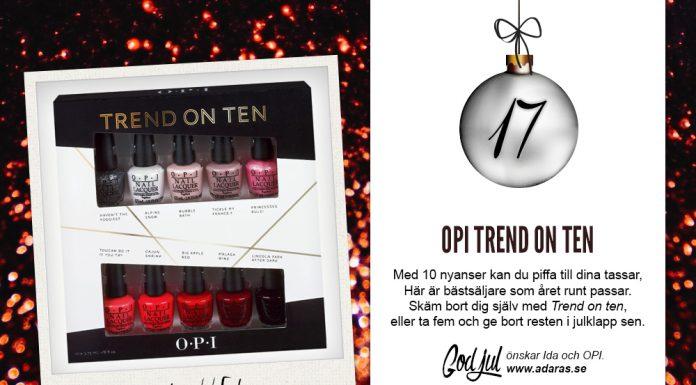 OPI Trend on Ten