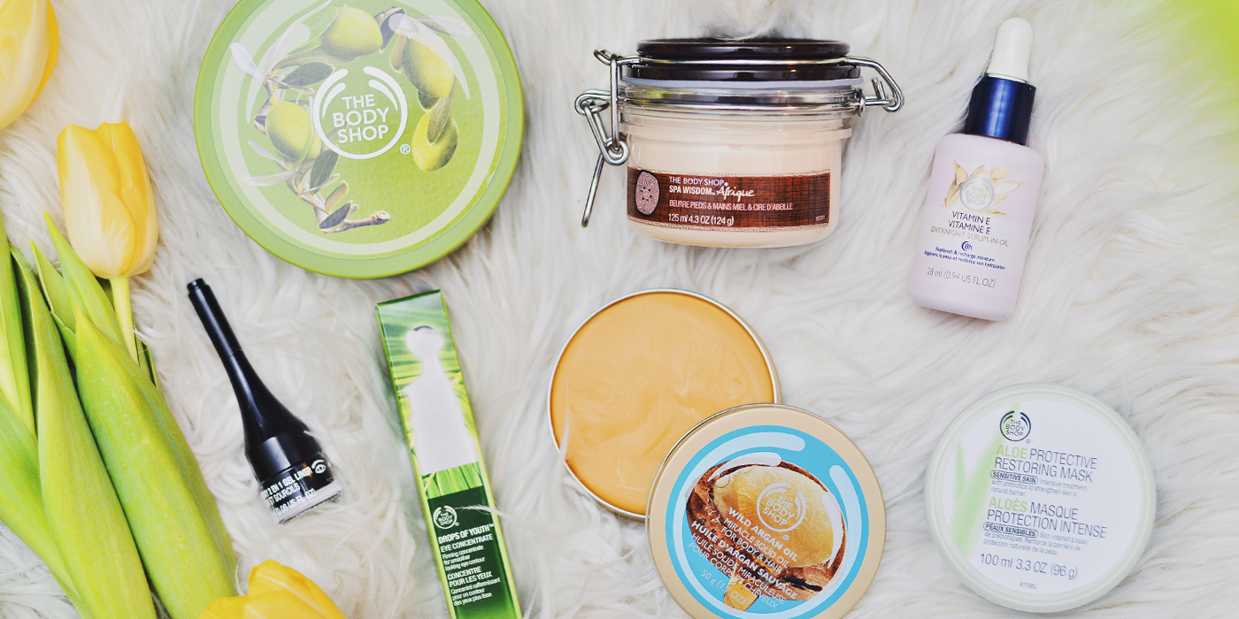 The Body Shop Beauty Must Haves 2015