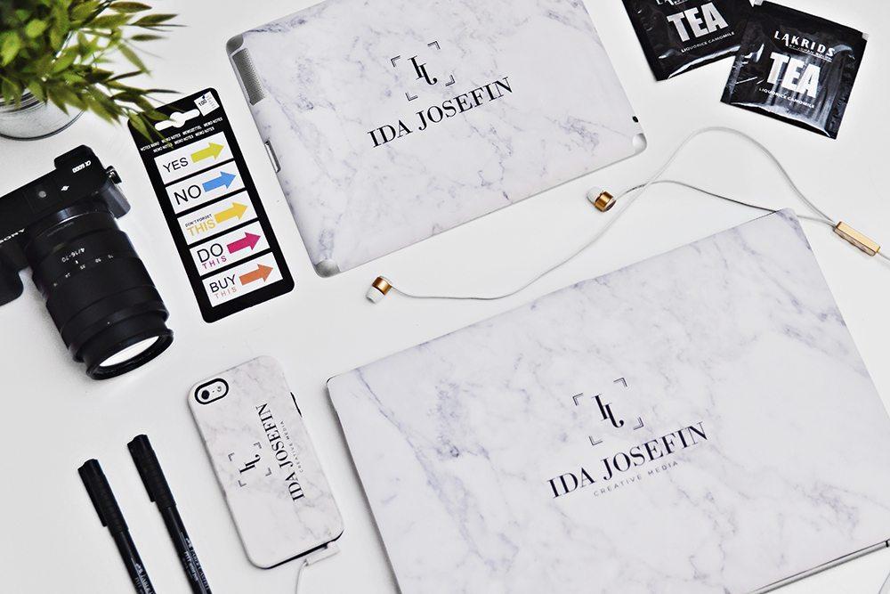 Caseapp - Egendesignat iPhone skin, iPad skin & laptopskin.