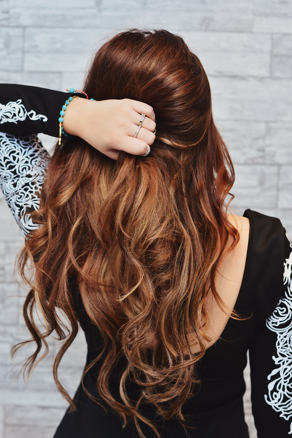 Poze Hair Exensions
