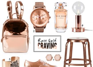 Rose Gold Craving