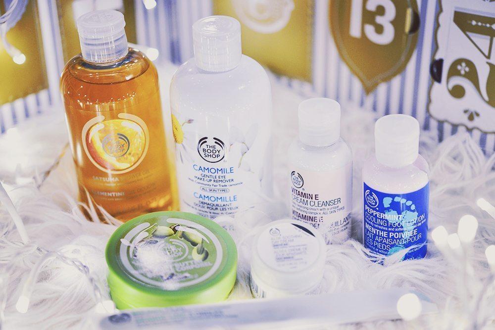 The Body Shop Adventskalender 24 Days of Joy Ultimate