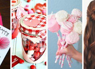 DIY-tips till Alla hjärtans dag