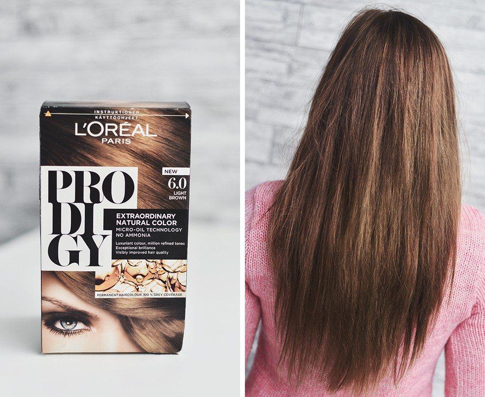 L'Oréal Paris Prodigy 6.0 Light Brown