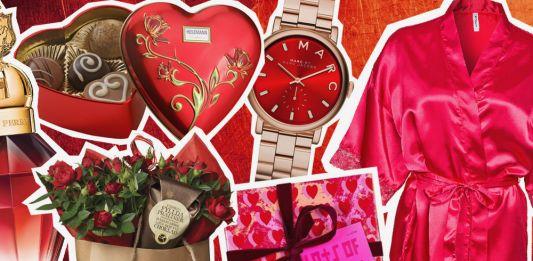 Alla hjärtans dag-presenter till henne