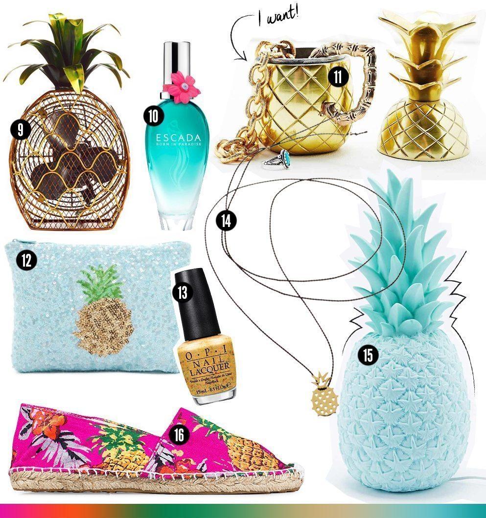 Ananas-produkter