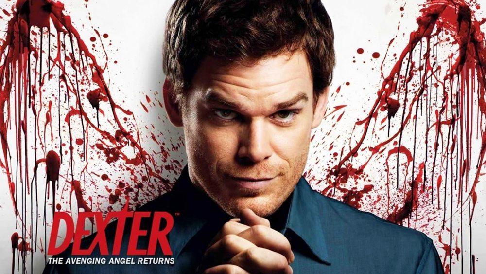 Fängslande tv-serier: Dexter