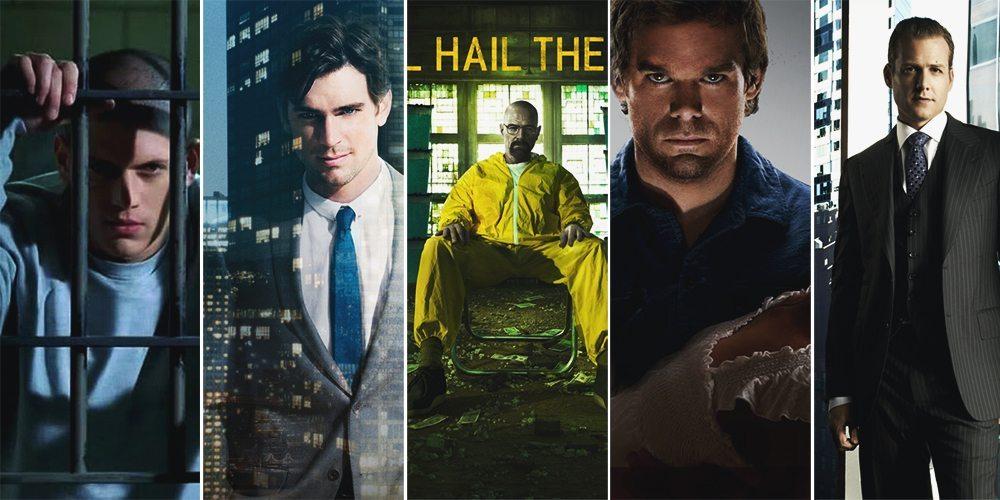 Fängslande tv-serier