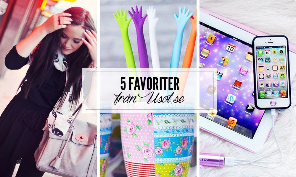 Favoriter från Usot.se