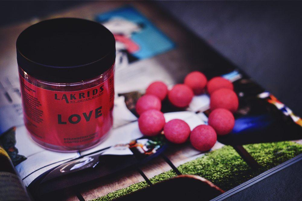 Johan Bülow Love Lakrids