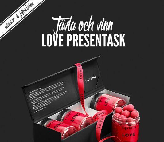 Love-presentask från Lakrids by Johan Bülow