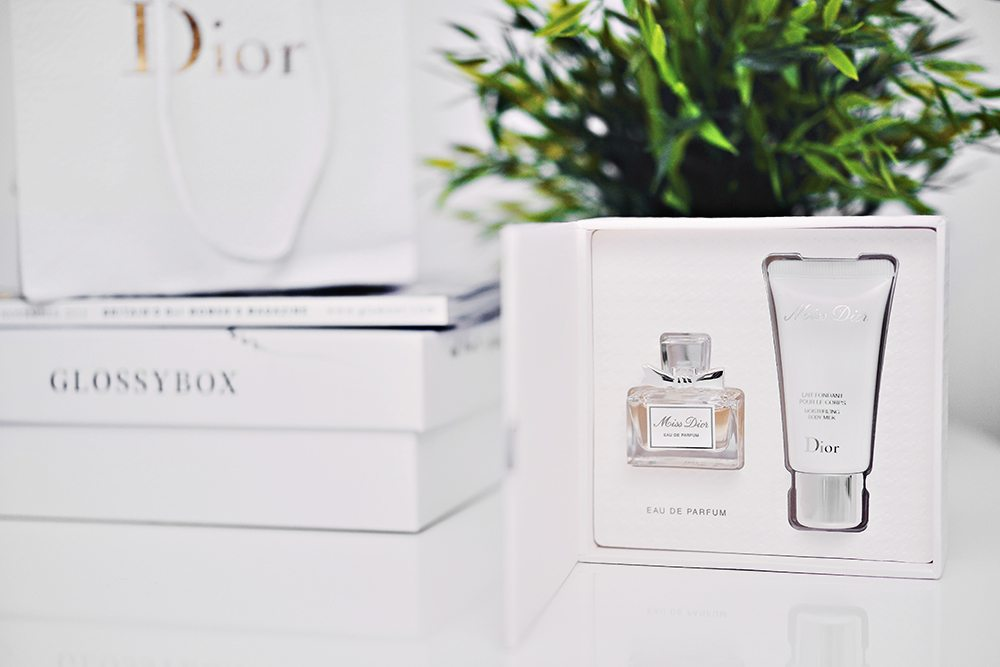 DIOR Miss Dior Eau de Parfum & Body Milk
