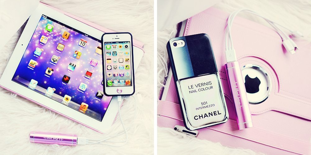 Nödladdare till iPhone
