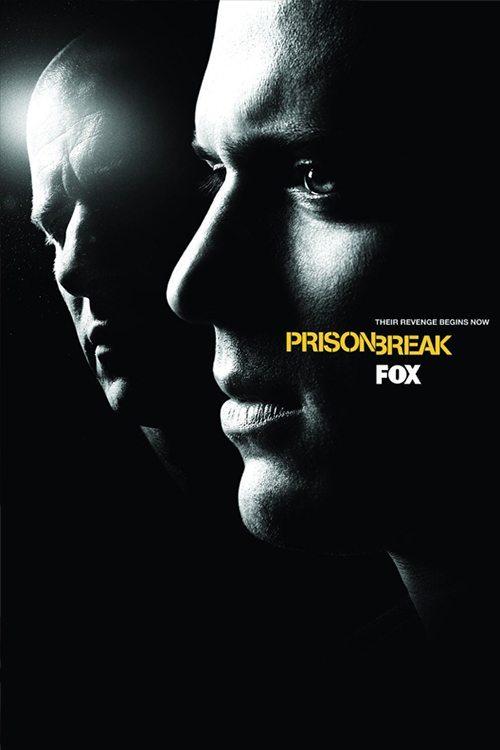 Fängslande tv-serier: Prison Break