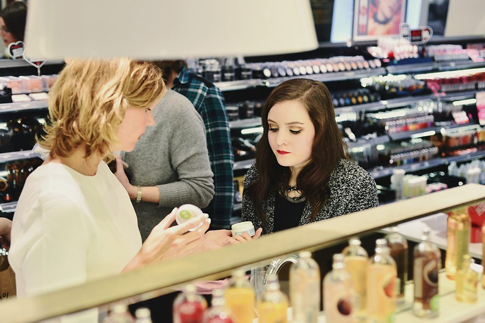 The Body Shop-event