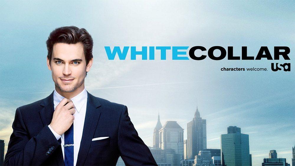 Fängslande tv-serier: White Collar
