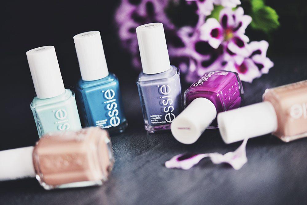 Essie Flowerista Spring Collection 2015