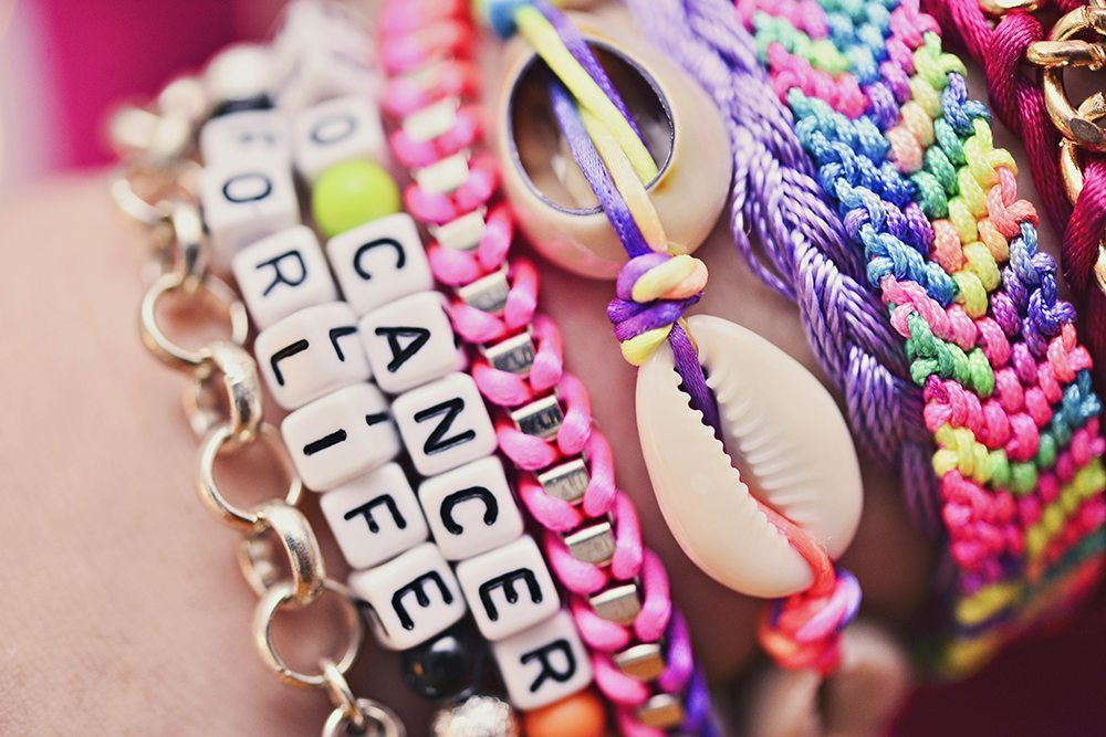 Forlife & Zero Cancer-armband