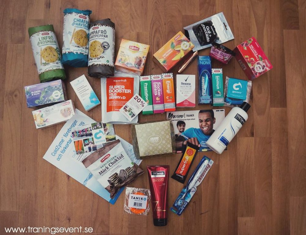 Blogger Boot Camp 2015 Goodiebag