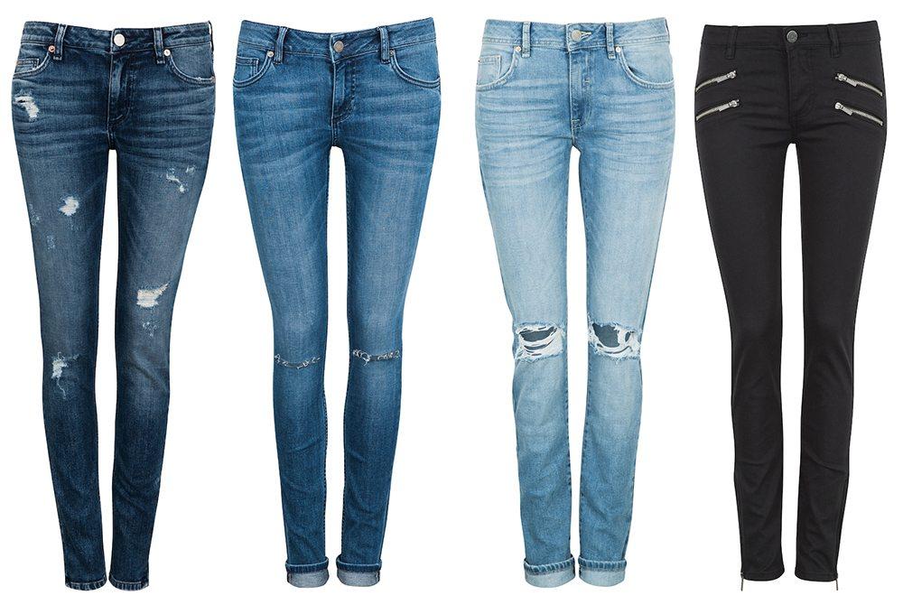 Jeans från Cubus