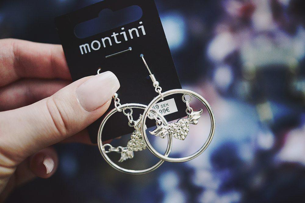 Montini-örhängen