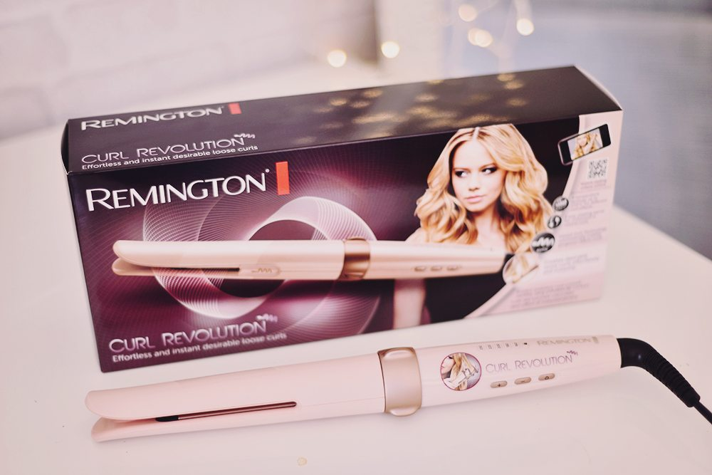 Remington Curl Revolution