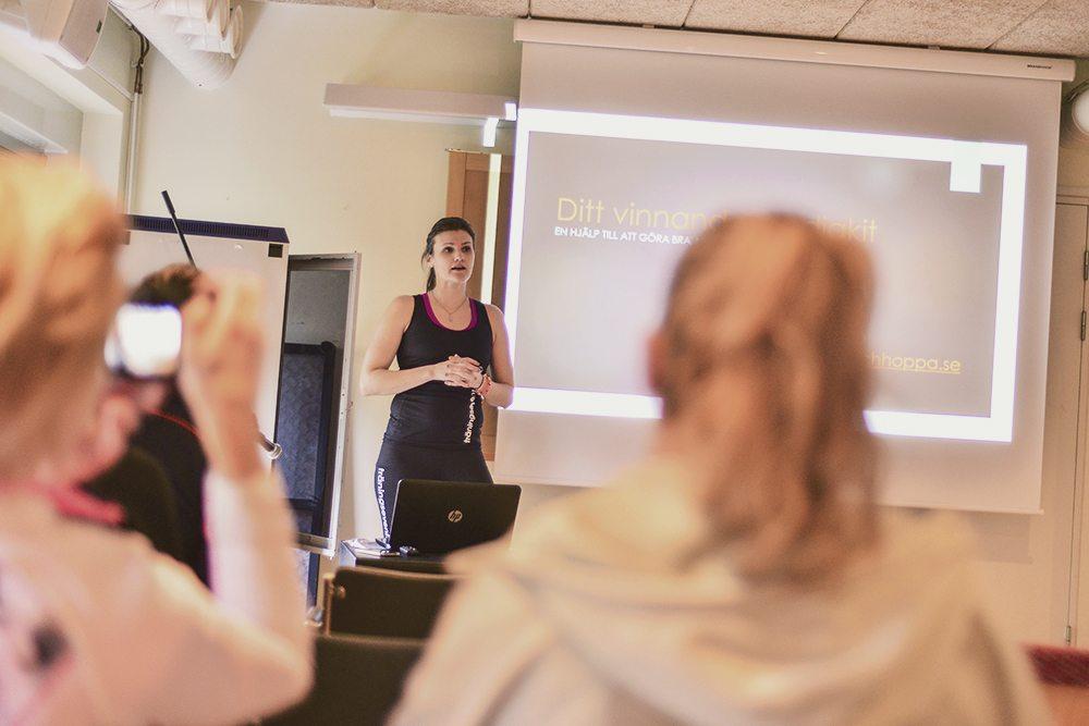 Föreläsning: Ditt vinnande mediakit - Uppochhoppa.se
