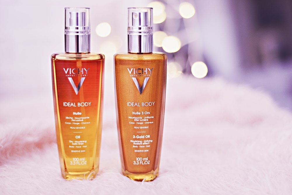 Vichy Ideal Body Oil & 3-Gold Oil
