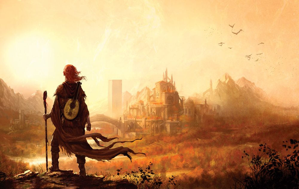 The Kingkiller Chronicle: The Name of the Wind by Patrick Rothfuss