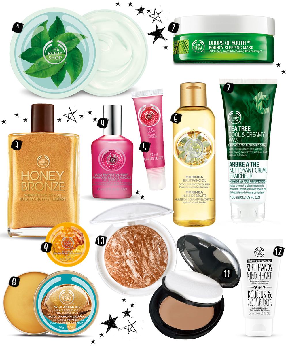 Webshop favs #3: The Body Shop