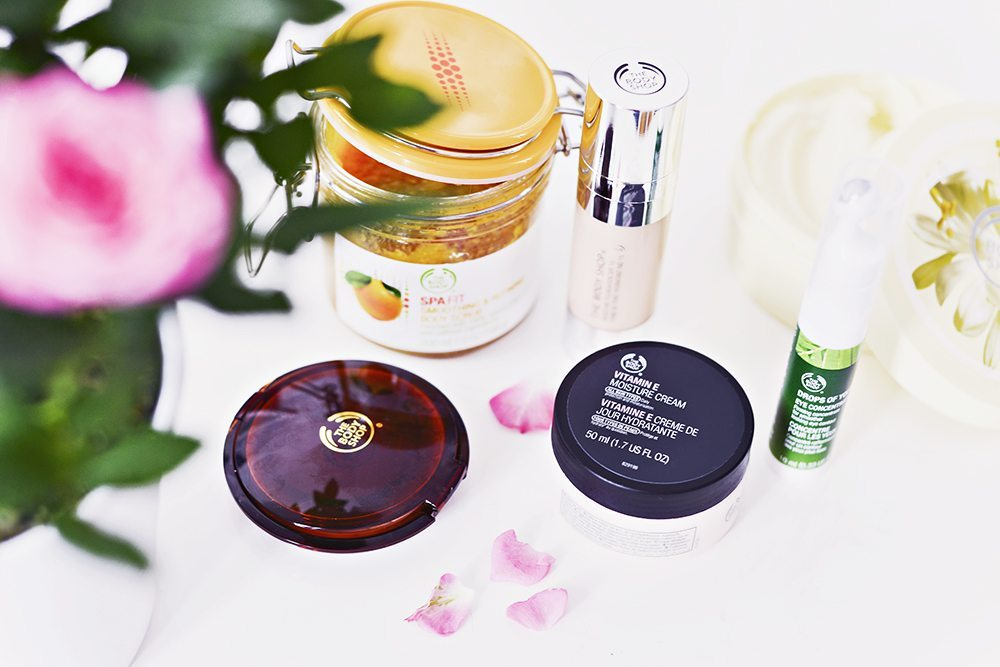 The Body Shop Beauty Must Haves Våren 2015