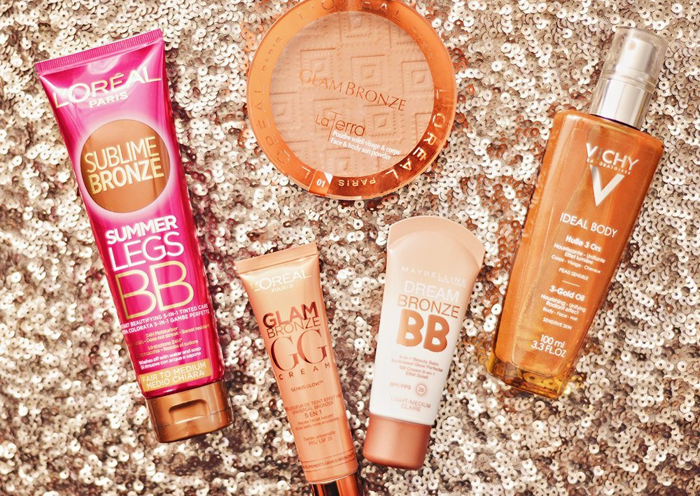 Bronzing products