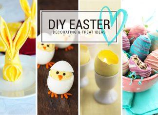 DIY: Easter Decorating & Treat Ideas