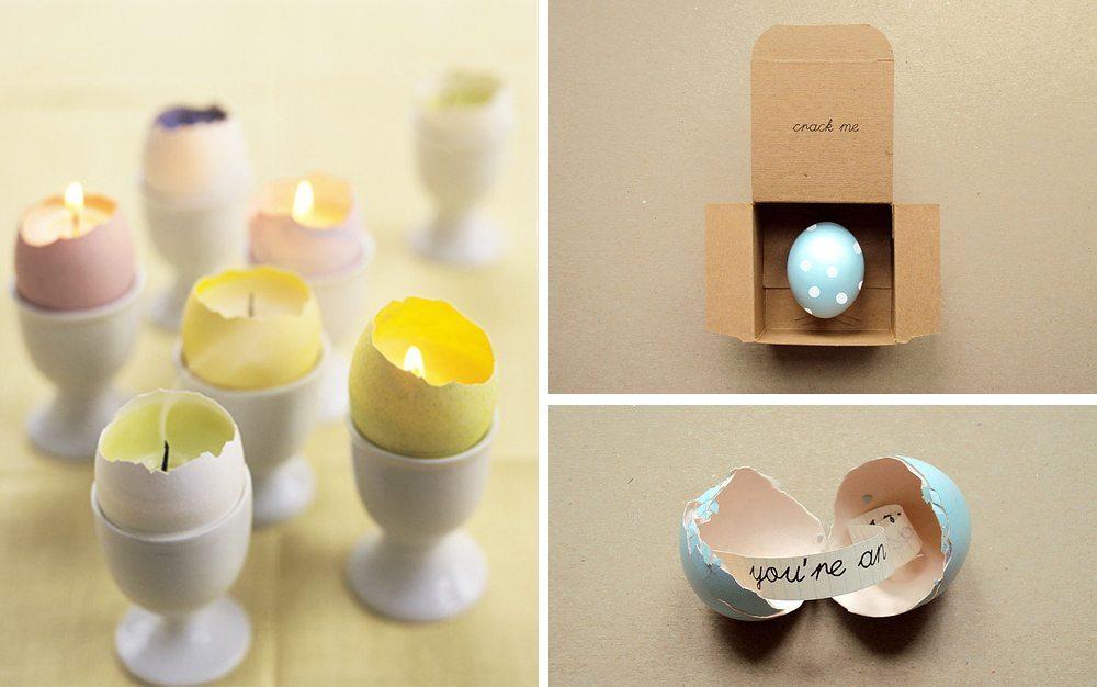 egg easter love note