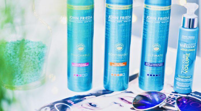 John Frieda Hairspray Collection