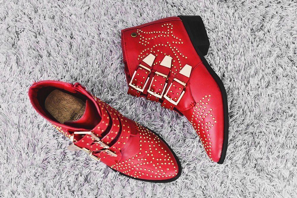 Look-alikes: Chloe Susanna Studded Ankle Boots