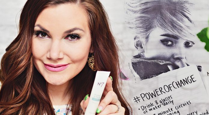 #Powerofchange med Boots No7 Protect & Perfect Advanced Serum