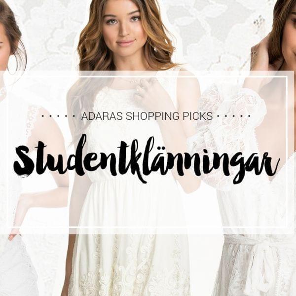 Studentklänningar 2015