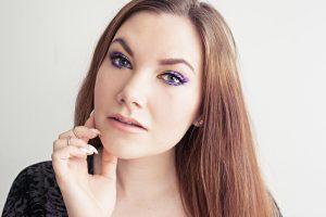 IsaDora Surf & Sun + Purple lenses