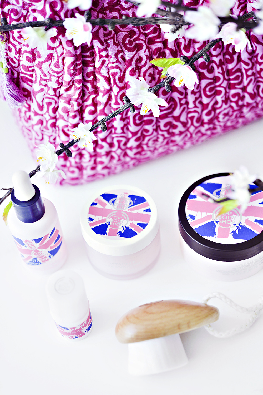 The Body Shop Vitamin E Special Edition Skincare Collection