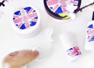 The Body Shop Vitamin E Special Edition Skincare Collection