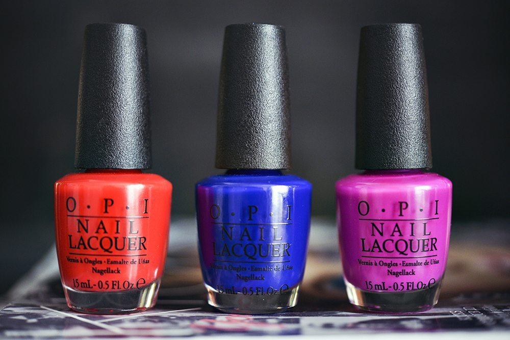 Brights Collection by OPI 2015