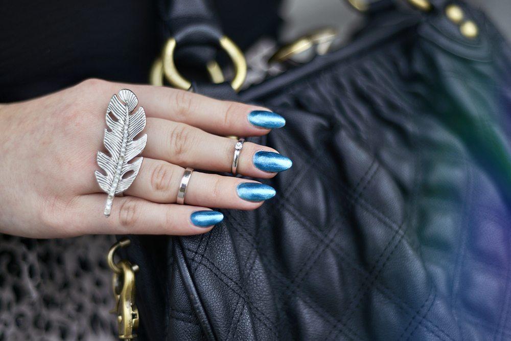 L'Oréal Infallible Metallix Turquoise