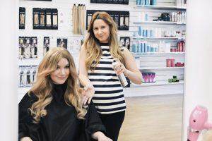 Hårförlängning hos Poze Hair