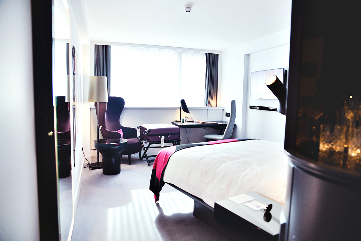 Mondrian Hotel in London