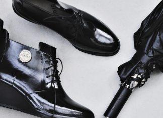 Snygga gummistövlar: Nokian Footwear Lace Up Shoe