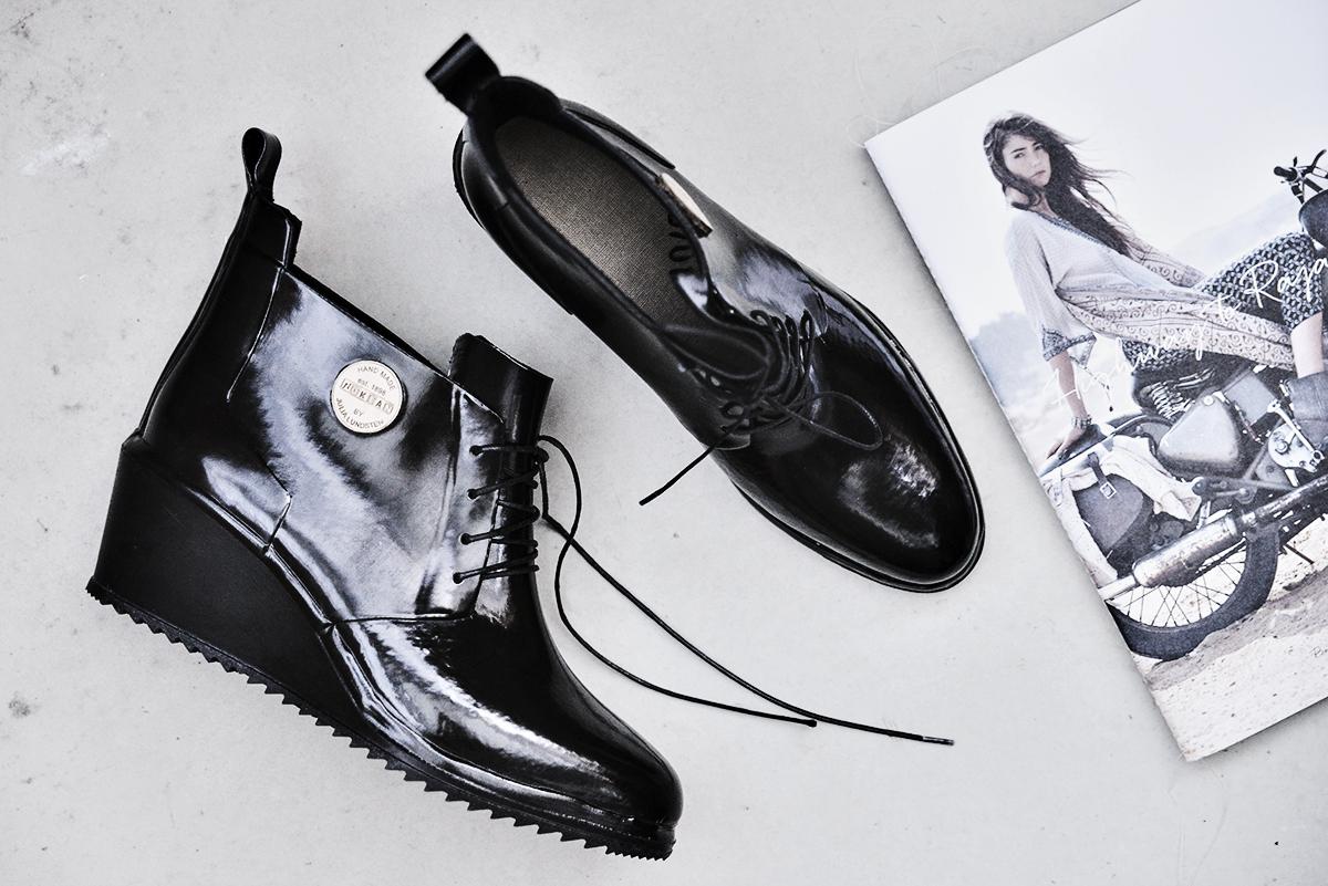 Nokian Footwear Lace Up Shoe